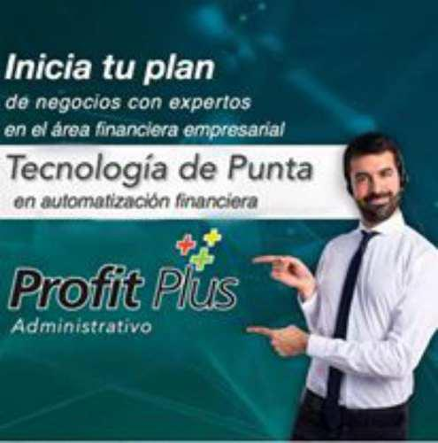 Profit plus 2k8, 2k12 administrativo nomina contabilidad