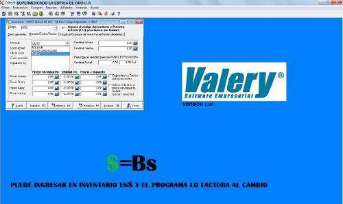 Programa de facturacion, inventario, ventas,administrativo