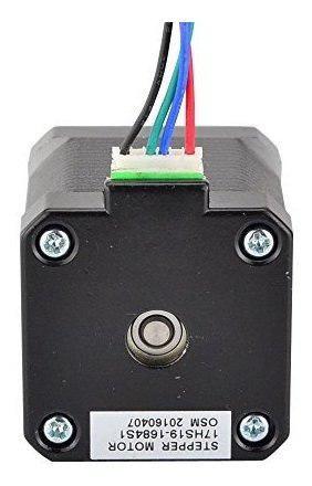 Impresora 3d motor paso nema 64oz. 4 1 conector molex