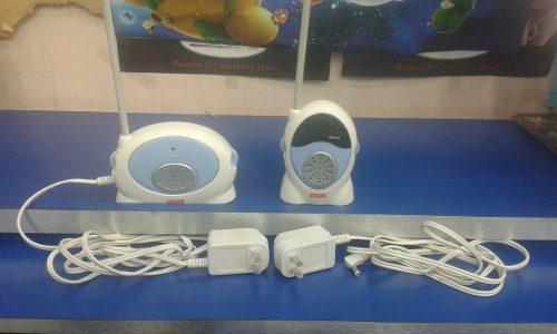 Monitor de bebes marca fisher