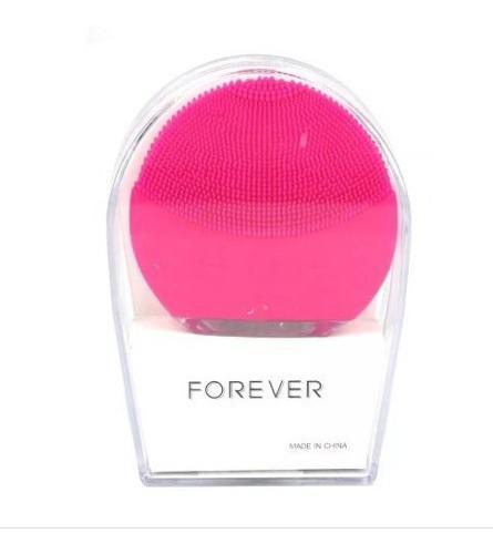 Esponja facial masajeador sónico exfoliante usb forever