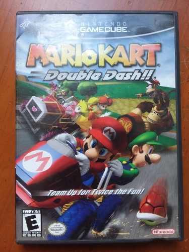 Juegos nintendo mario kart doubledash