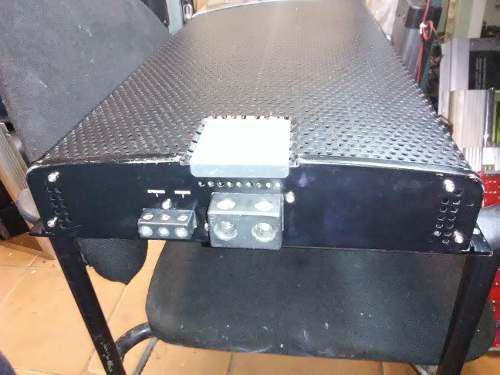 Amplificador ma audio hk4000d monoblock usado en buen estado