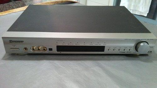 Amplificador receiver marca pioneer, 5.1