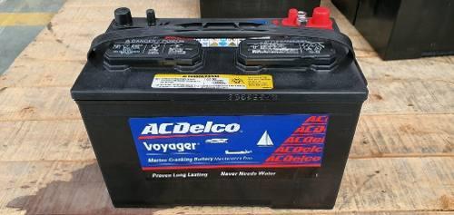 Bateria acdelco 750amp hm27mf marina nautica ciclo profundo