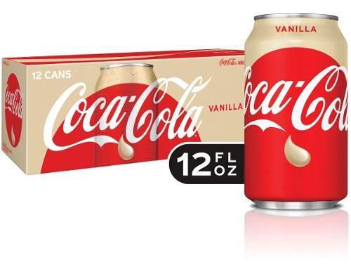 Coca cola vainilla (1) 355ml