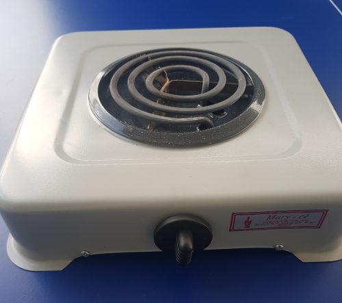 Cocina electrica mary-cé de 1 hornilla y de 2 hornillas