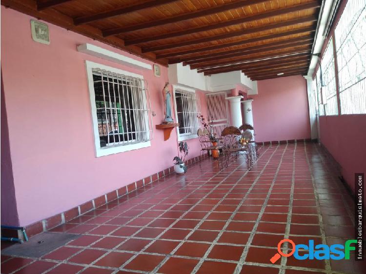 Casa venta oeste barquisimeto 20-206 aj