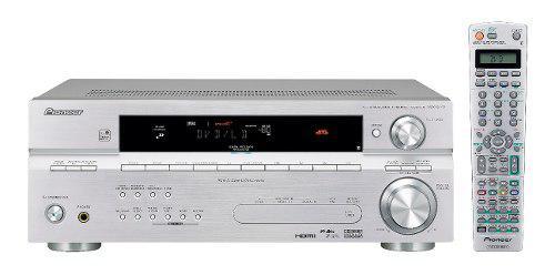 Amplificador receiver av hdmi 7.1 pioneer vsx-917v-s (350)