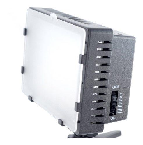 Lampara cn-160 led video light + batería + cargador