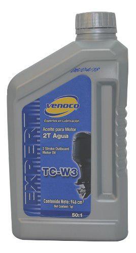 Aceite venoco, aceite de motor 2 tiempos, modelo tc-w3
