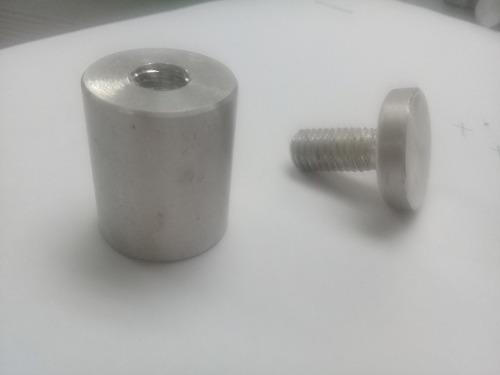 Carpinteria soporte separador vidrio mobiliario
