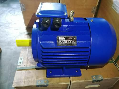 Motor electrico trifasico 7.5hp 1750rpm tesla electric motor