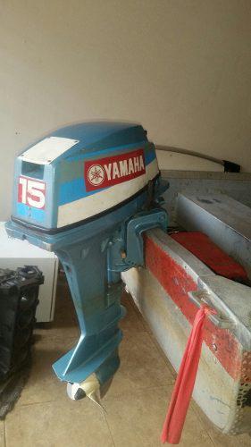 Motor fuera de borda yamaha 15 hp