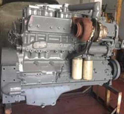 Motor marino cummins 350 big cam con caja zf oferta