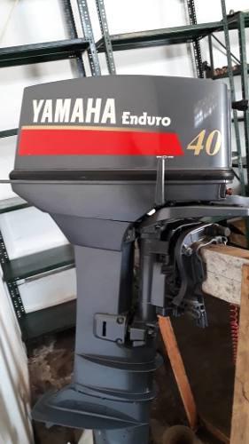 Motor yamaha 40 hp lancha