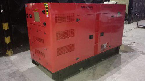 Planta electrica 2.500 kva diesel trifasica insonora garanti