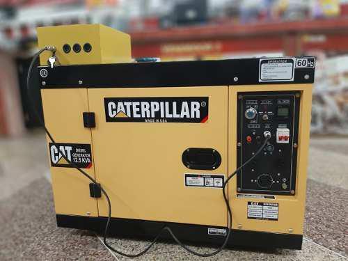 Planta electrica caterpillar 12.5 kva nuevas