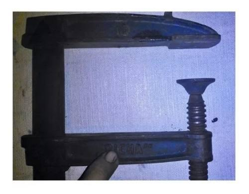 Sargento (prensas) ajustable de carpintería