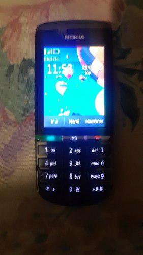 Nokia asha 300 liberado usado