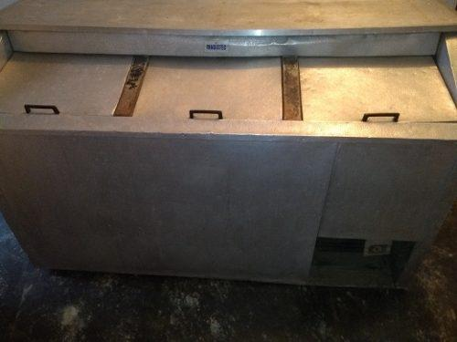 Refrigerador 3 puertas en excelentes condiciones sin detalle