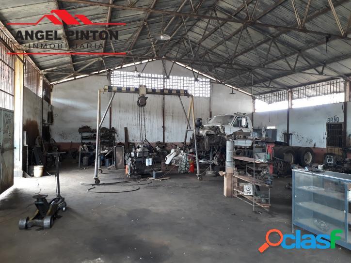 Local taller mecanico venta cabimas carretera h api 1461