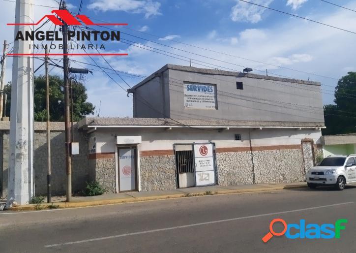 Local comercial venta dr portillo maracaibo api 3711