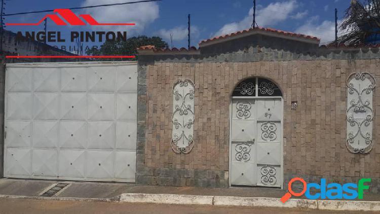 Casa venta don simón rodriguez yaritagua api 4027