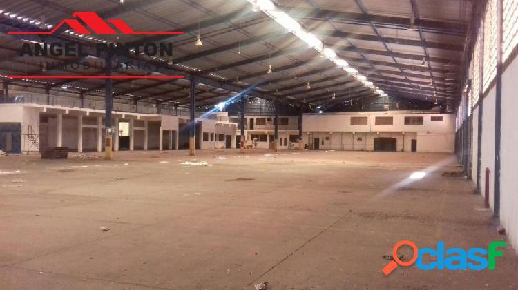 Galpón venta zona industrial sur maracaibo api 4035