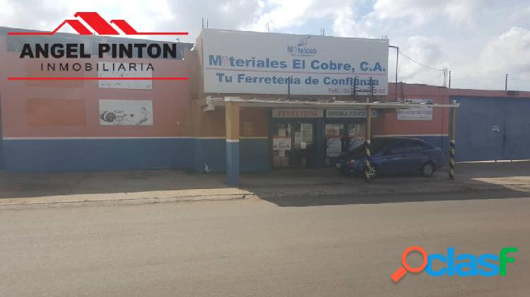 Local comercial alquiler circunvalacion 2 maracaibo api 4338