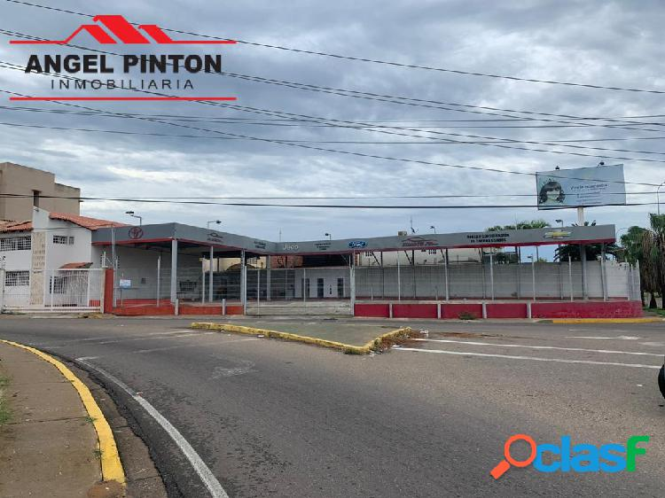 Casa comercial venta av fuerzas armadas maracaibo api 4385