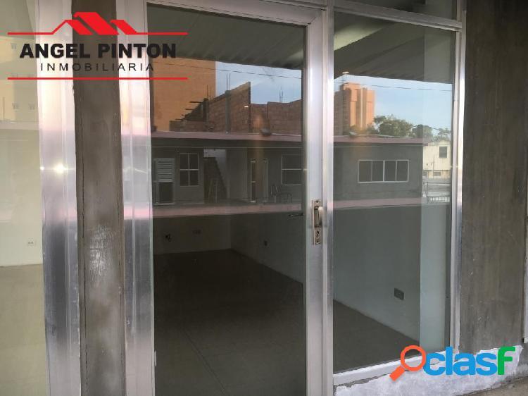 Oficina comercial alquiler bella vista maracaibo api 4559
