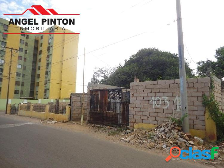 Terreno venta centro maracaibo api 4596