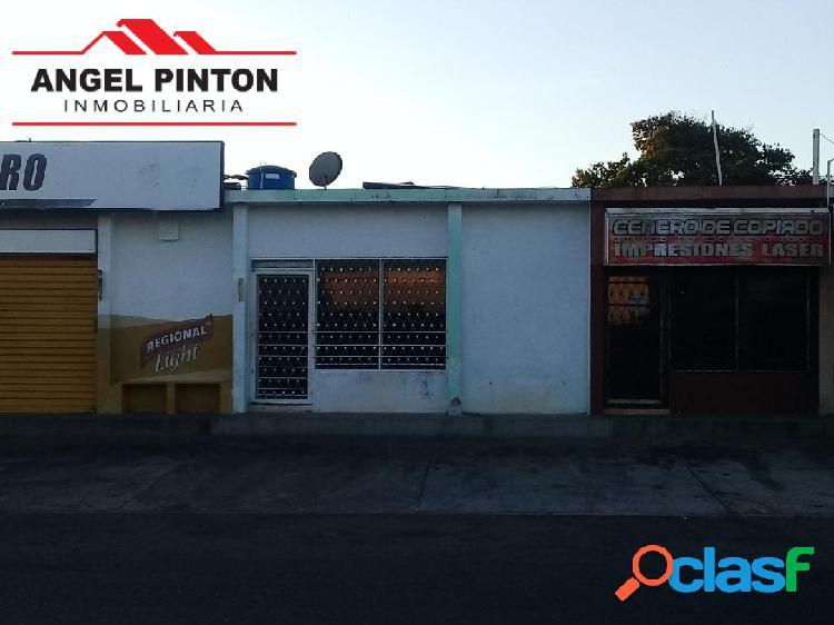 Local comercial alquiler 18 de octubre maracaibo api 4734