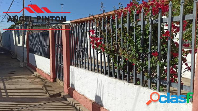 Casa en venta san jacinto maracaibo api 4814