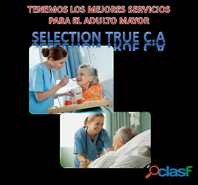 Agencia domesticas selection true c.a. 3