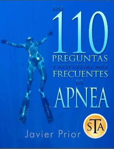 Libro 110 preguntas de apnea deportes pesca submarina