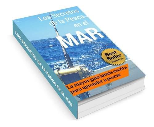 Libro los secretos de la pesca en el mar deportes