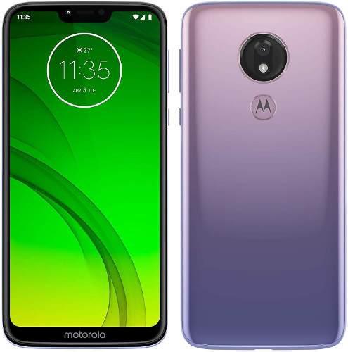 Motorola G7 Power 64gb 4gb Ram 160 Verdes