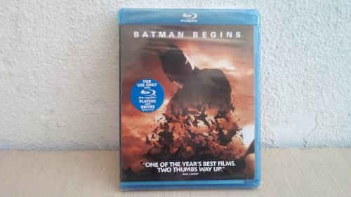 Pelicula Batman Begins Bluray Disc