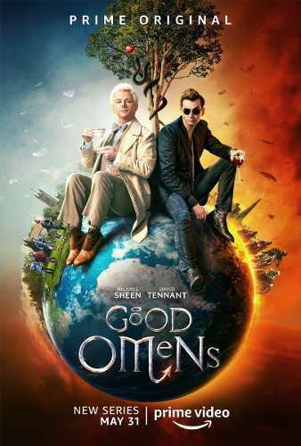 Serie Original Good Omens Temporada 01