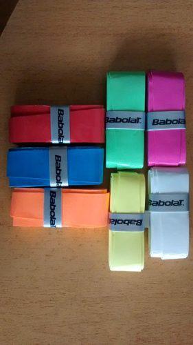Babolat overgrips para raquetas de tenis babolat
