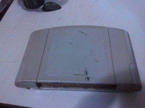 Cassete Nintendo 64