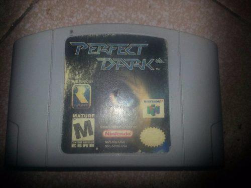 Juego Perfect Dark N64