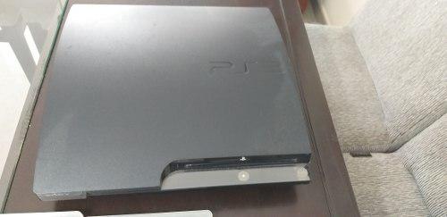 Playstation 3 slim 160gb 10 juegos sin control 110vrds