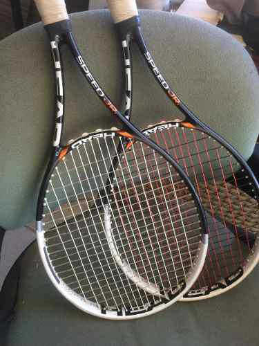 Raqueta de tenis head speed jr