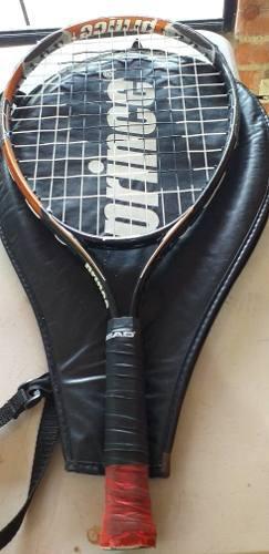 Raqueta de tenis prince junior 23 usada en buen estado