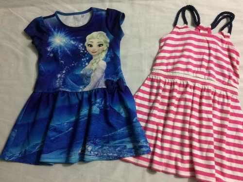 Ropa De Niña Vestidos Importados Talla 4