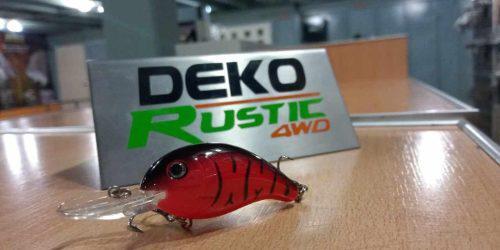 Señuelo Blaze Fishing Gear Gdm144 Shallow Diver 5-8 Rp-0031