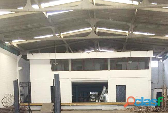 En Alquiler Galpón 857 M2 Zona Industrial Carabobo  YGL2